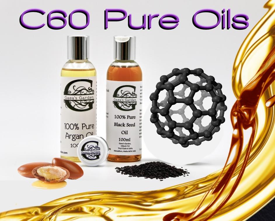 c60pur oils square