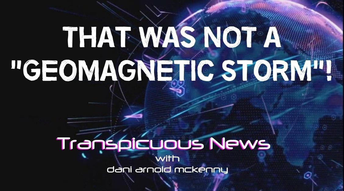tn dec 3 geomagnetic storm