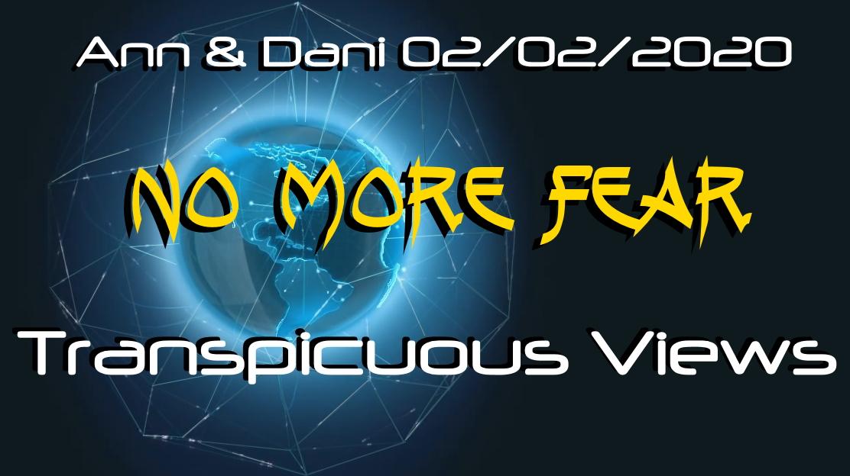 TV ann no more fear feb 02 20